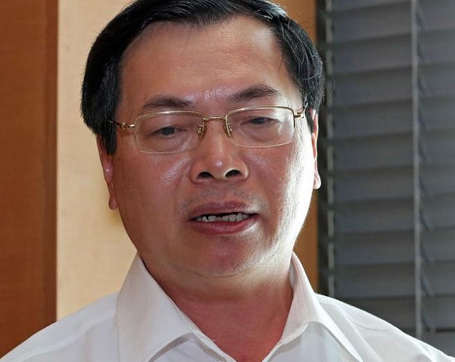Cựu bộ trưởng Vũ Huy Hoàng. Ảnh: Công Luận