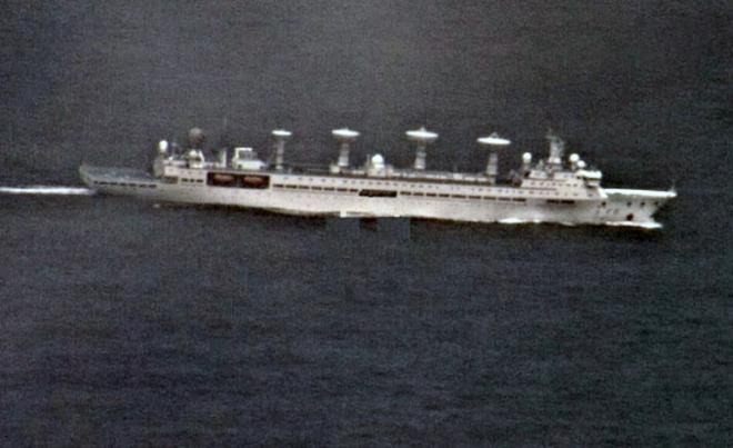 Ấn Độ để mắt tới các tàu nghiên cứu biển Trung Quốc trên Ấn Độ Dương - 1