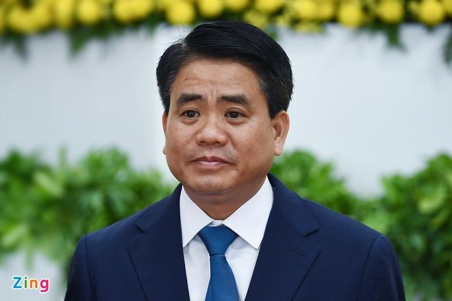 mien nhiem chuc Chu tich UBND doi voi ong Nguyen Duc Chung anh 1