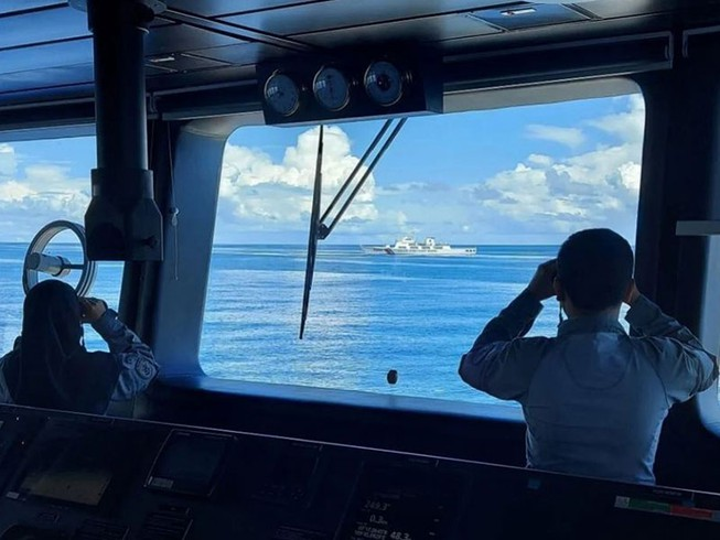 Biển Đông: Trung Quốc tự 'sập bẫy' đường lưỡi bò - ảnh 1