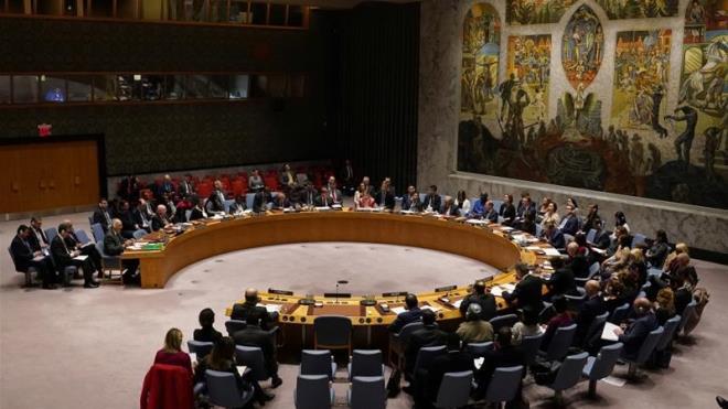 Mỹ khẩu chiến dữ dội với Nga và Trung Quốc tại Liên hợp quốc - 1