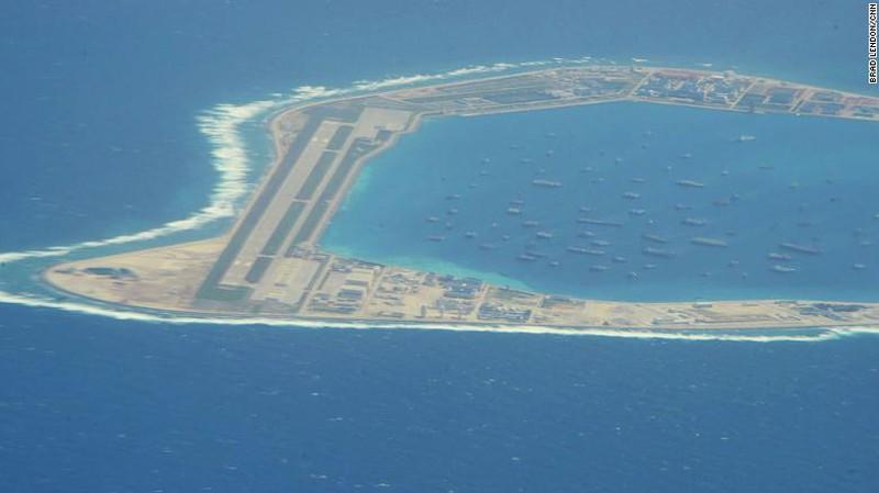 Mỹ lên án 'những lời hứa trống rỗng' của Bắc Kinh ở Biển Đông - ảnh 1