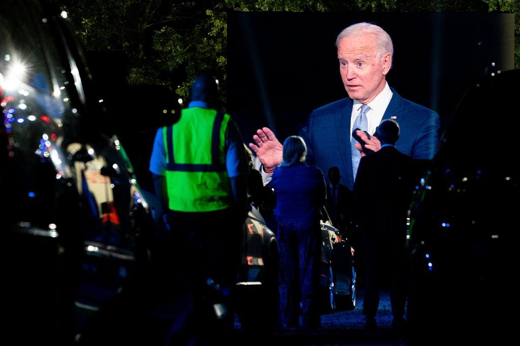 Ong Biden chuan bi gi cho cuoc tranh luan voi TT Trump anh 2