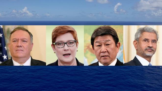 Ngoại trưởng Mỹ đến Nhật Bản họp 'Bộ Tứ kim cương' QUAD - 1