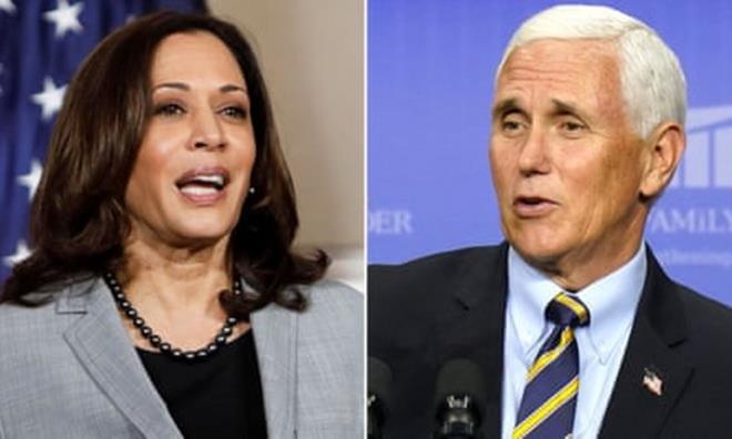 Tranh luận Phó Tổng thống Mỹ: Nữ công tố viên đối đầu 'ông hoàng thông điệp' - 1