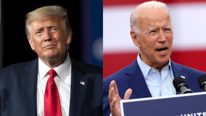 Ông Trump quyết đối đầu với ông Biden trong ngày tranh luận bị hủy - 1