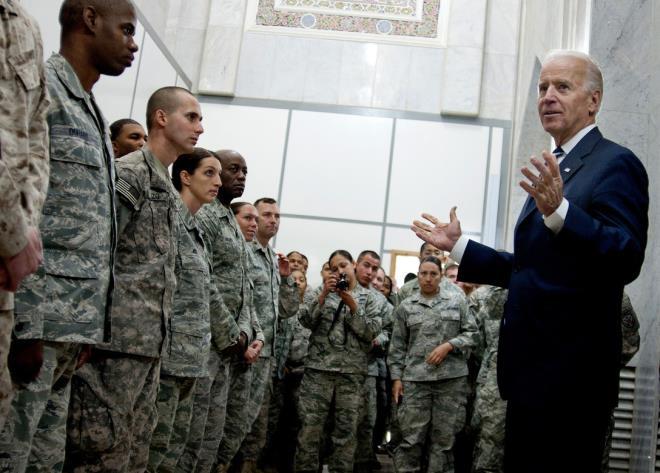 4 vũ khí chiến lược nào sẽ định hình chính sách quốc phòng của Biden? - 1