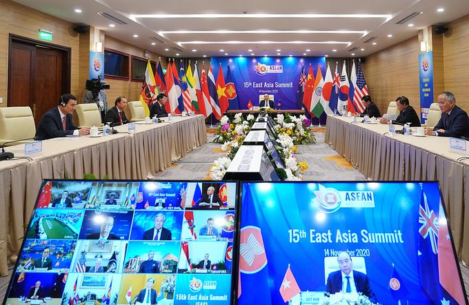 Lãnh đạo Đông Á đánh giá cao vai trò chủ tịch ASEAN của Việt Nam - 2