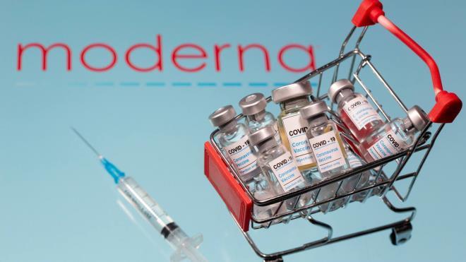 Moderna chuẩn bị phân phối 6 triệu vaccine COVID-19 khắp nước Mỹ - 1
