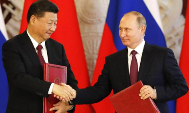 Quan chức Nga lo 'bên mạnh, bên yếu' nếu lập liên minh với Trung Quốc - 1