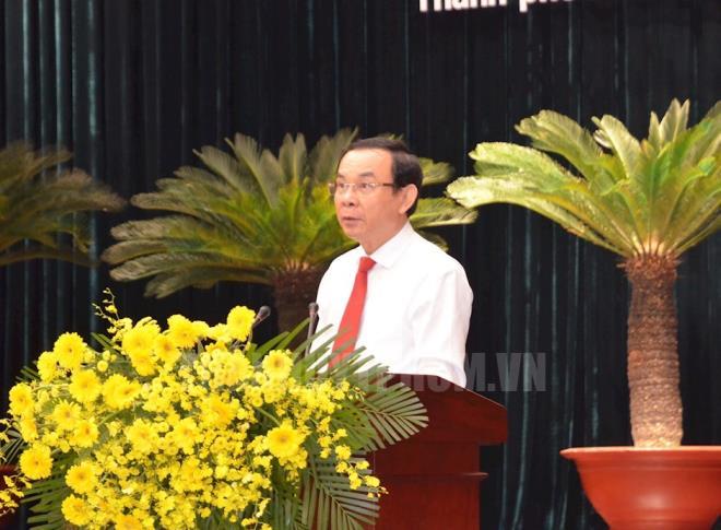 Bí thư Nguyễn Văn Nên nói về điều chỉnh quy hoạch chung TP.HCM đến năm 2040 - 1