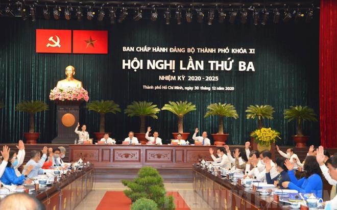 Bí thư Nguyễn Văn Nên nói về điều chỉnh quy hoạch chung TP.HCM đến năm 2040 - 2