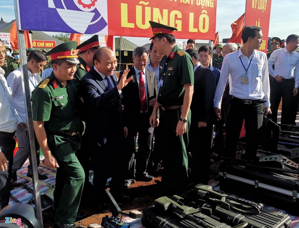 khoi cong san bay Long Thanh anh 3