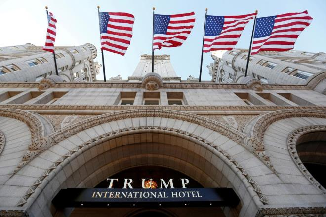 Tập đoàn Trump ra sao sau vụ bạo loạn đồi Capitol? - 1