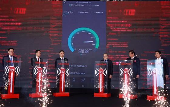 Khu công nghiệp đầu tiên ở Việt Nam được phủ sóng 5G ảnh 1