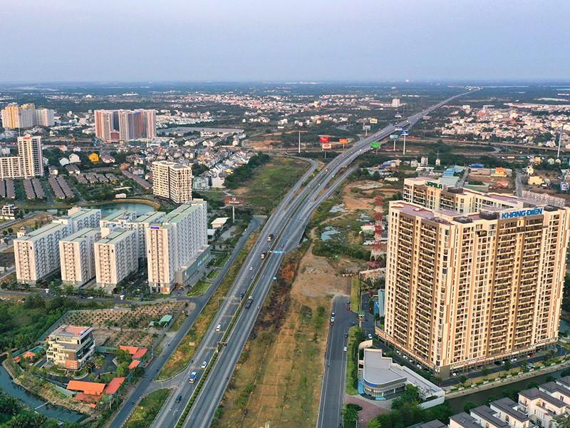 Bất động sản nâng tầm nhờ dự án giao thông lớn - ảnh 1