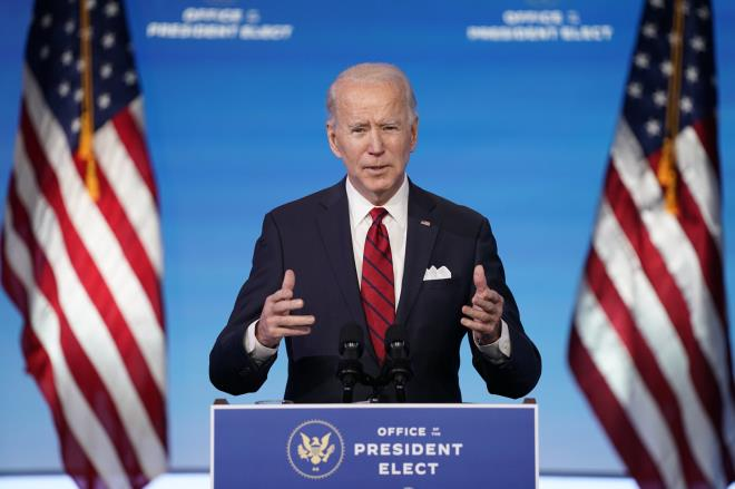 Ông Biden: Kế hoạch tiêm vaccine COVID-19 của Mỹ thất bại thảm hại - 1