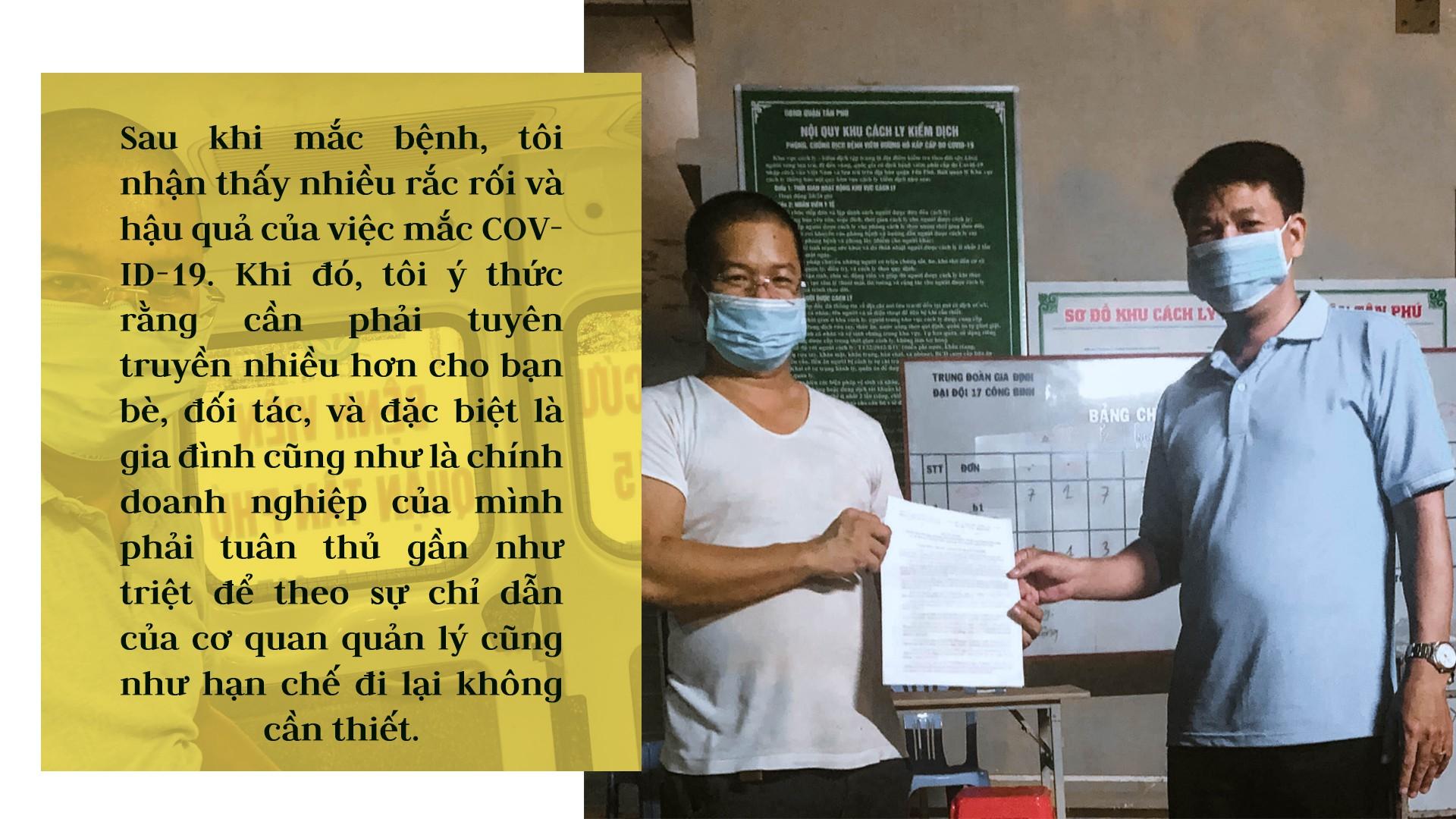 Bệnh nhân 589: 'May mắn khi vẫn còn được đánh số' - ảnh 8