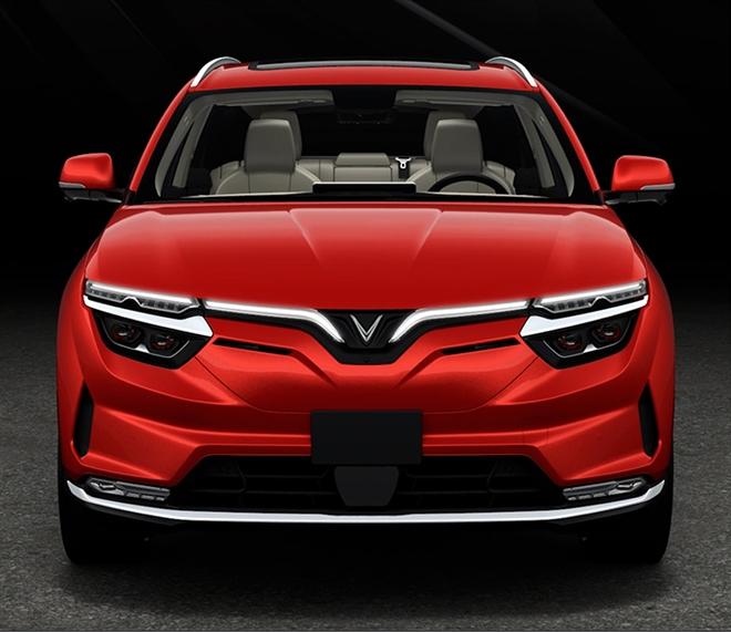VinFast ra mắt 3 dòng ô tô điện thông minh, dân mạng tán thưởng không ngớt - 1