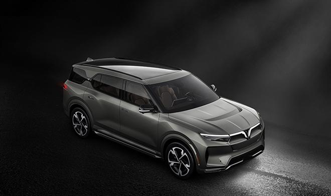 VinFast ra mắt 3 dòng ô tô điện thông minh, dân mạng tán thưởng không ngớt - 2