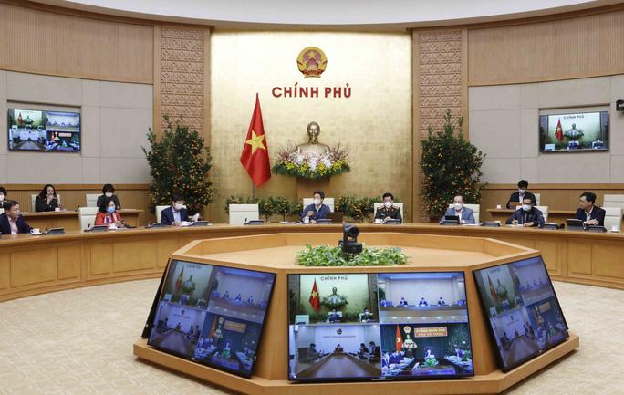 Phó Thủ tướng: Chạy đua với thời gian, từng giờ, từng phút để người dân đón Tết an toàn - Ảnh 2.