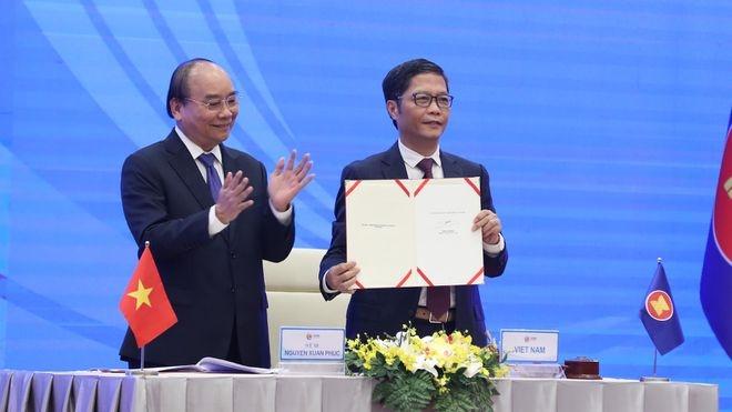 Bộ trưởng Trần Tuấn Anh: Đón gió lành từ FTA, xuất khẩu Việt sẽ hái quả ngọt - 2