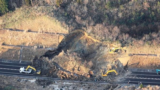 Nhật Bản: Động đất 7,3 độ richter là dư chấn của trận động đất 10 năm trước - 2