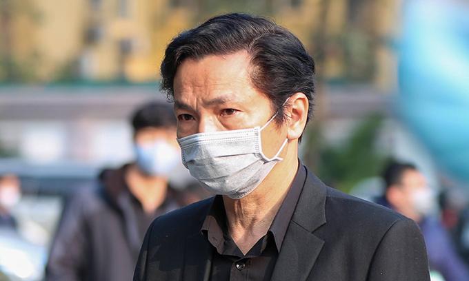 Nghệ sĩ Trung Anh sẽ đóng tiếp vai diễn dang dở trong phim Trở về giữa yêu thương của đàn anh.