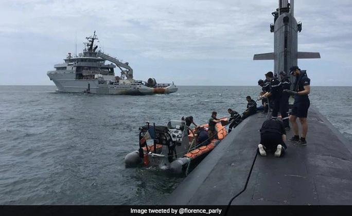 Tàu chiến Đức trở lại biển Đông sau gần hai thập kỷ vì Trung Quốc? - Ảnh 2.