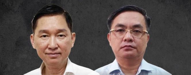 Ông Trần Vĩnh Tuyến, Trần Trọng Tuấn sai phạm do nể nang em trai nguyên Bí thư Thành uỷ  - ảnh 1