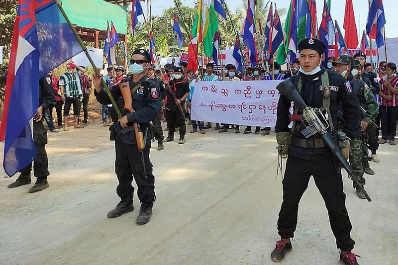 Thế lực mới có thể xoay chiều cục diện khủng hoảng Myanmar - ảnh 1