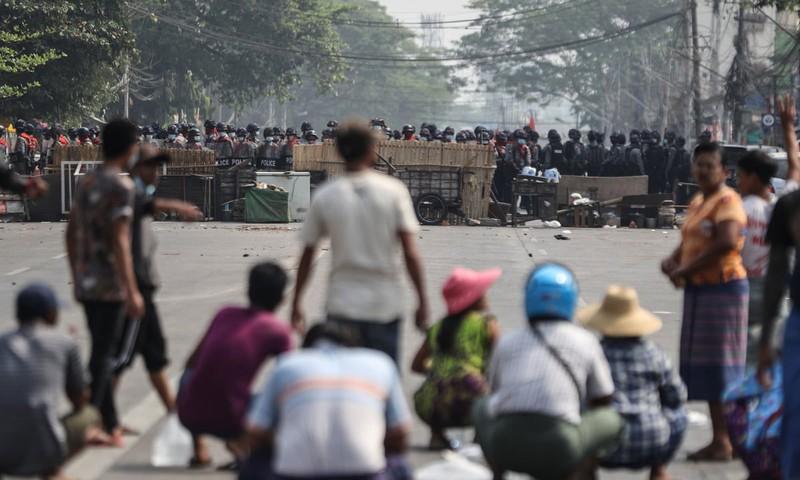 Nhận diện thế khó của Trung Quốc trong khủng hoảng Myanmar - ảnh 1