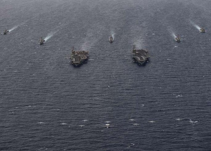"""Tổ chức SCSPI: Mỹ ép Trung Quốc tối đa"""" ở biển Đông - Ảnh 2."""