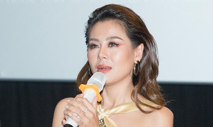 Diễn viên hài Nam Thư xin lỗi khán giả trưa 20/5 vì hành vi quảng cáo tiền ảo từng bị cảnh báo là lừa đảo. Ảnh: Châu Châu.