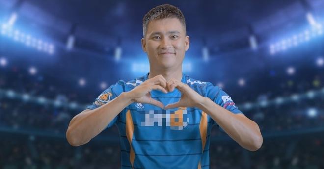 Công Vinh xuất hiện trong quảng cáo ứng dụng cá độ bóng đá - 1