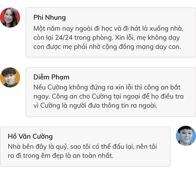 Vu Ho Van Cuong va Phi Nhung anh 1