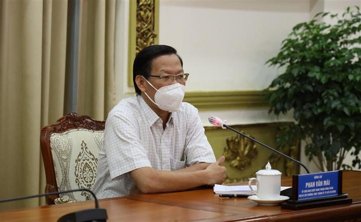 Phó Bí thư  TP.HCM Phan Văn Mãi: 'Có thể đây là trận chiến cuối cùng' - 1