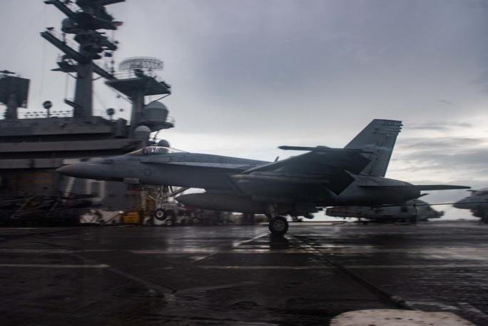 Mỹ tuyên bố cứng rắn về biển Đông - Ảnh 1.