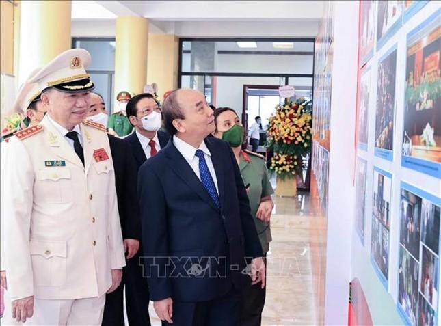 Chủ tịch nước: Làm thất bại mọi âm mưu chống phá của các thế lực thù địch phản động ảnh 3