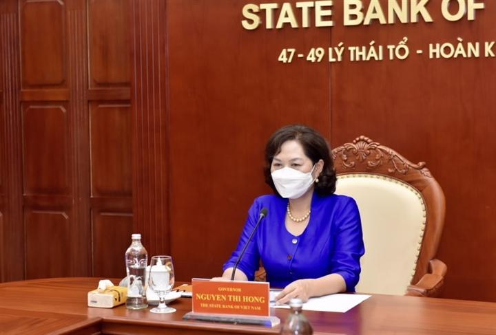 Mỹ và Việt Nam đồng thuận về hoạt động tiền tệ - 1