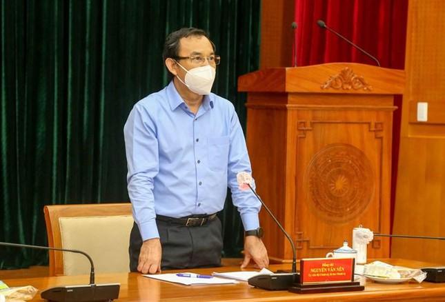 Bí thư TPHCM Nguyễn Văn Nên: Mong nhân dân lượng thứ ảnh 1
