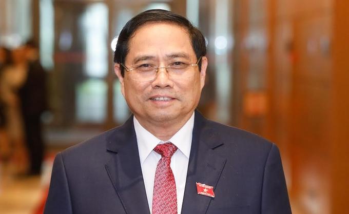 Ông Phạm Minh Chính, Thủ tướng nhiệm kỳ 2016-2021. Ảnh: Giang Huy