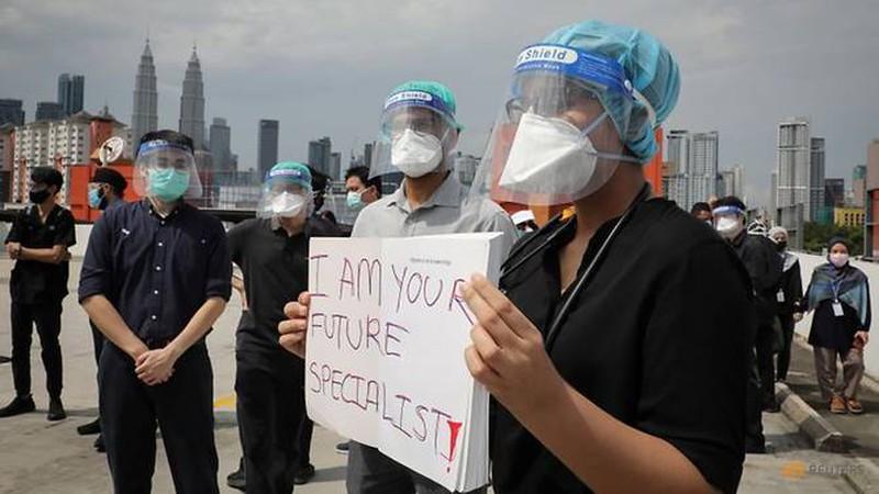 Malaysia: Đau thương, hàng chục F0 chết trước khi được đưa đến bệnh viện - ảnh 3