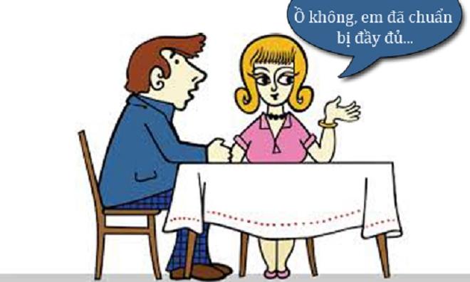 Chồng nói dối gặp phải bà vợ cao tay - 1