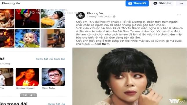 VTV điểm tên Thủy Tiên, Hoài Linh, đề cập đến chuyện cấm sóng nghệ sĩ ảnh 2