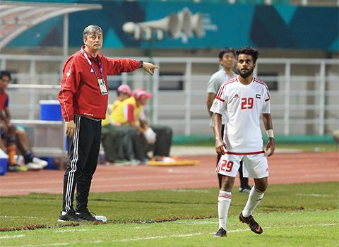 HLV UAE tuyên bố quyết chiến với U23 Việt Nam