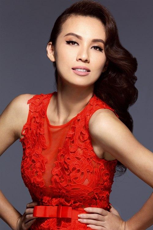 Huyền Ny:Tôi rất ngưỡng mộ Hà Tăng - 3