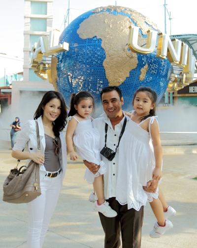 Nhận dạng gia đình showbiz Việt   Showbiz Việt,Thúy Hạnh,Lý Hải,Quyền Linh,Trương Ngọc Ánh,Trần Bảo Sơn