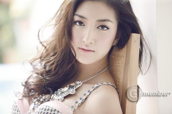 Những hot girl xinh như mộng làm điên đảo giới trẻ Thái Lan