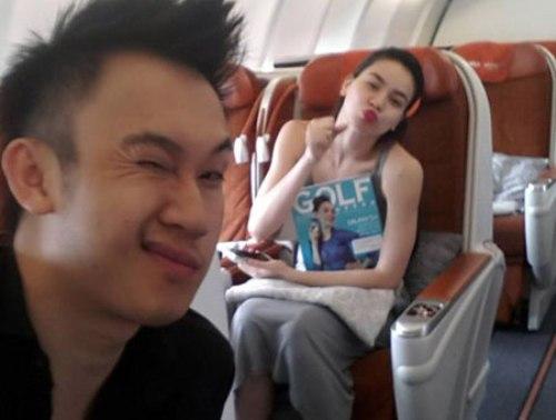 sao Việt máy bay 7